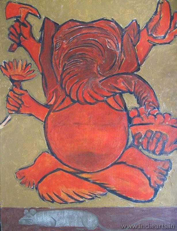 Kishan Kanna, indian art work